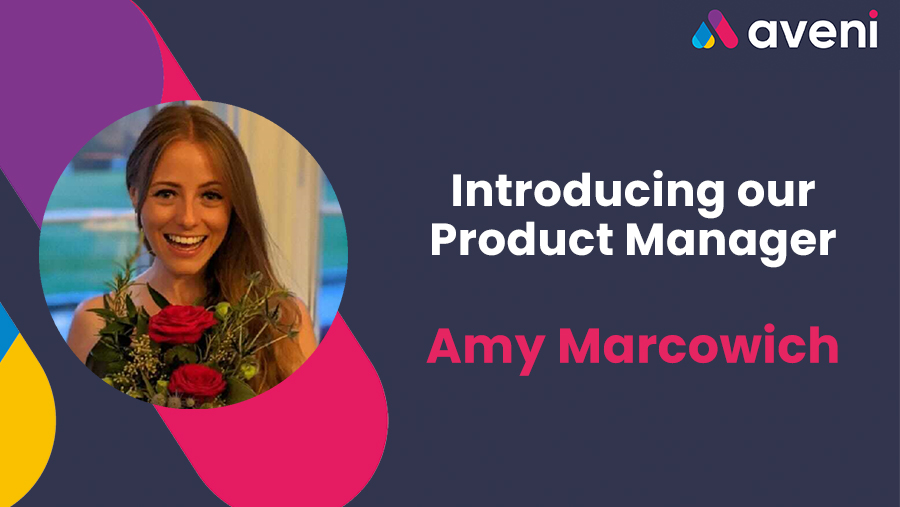Introducing our Product Manager, Amy Marcowich