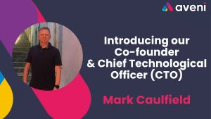 Introducing our Co-founder and CTO, Mark Caulfield