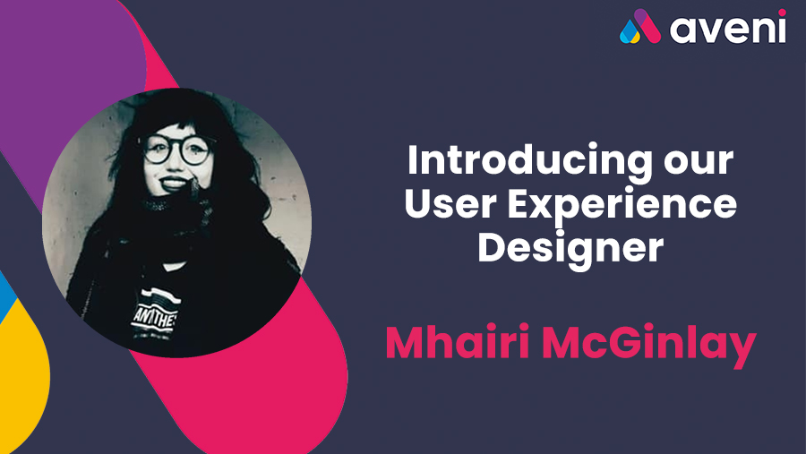 Introducing our User Experience Designer Mhairi McGinlay