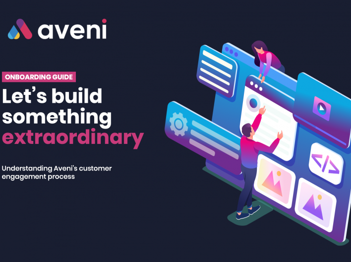 Aveni's customer journey